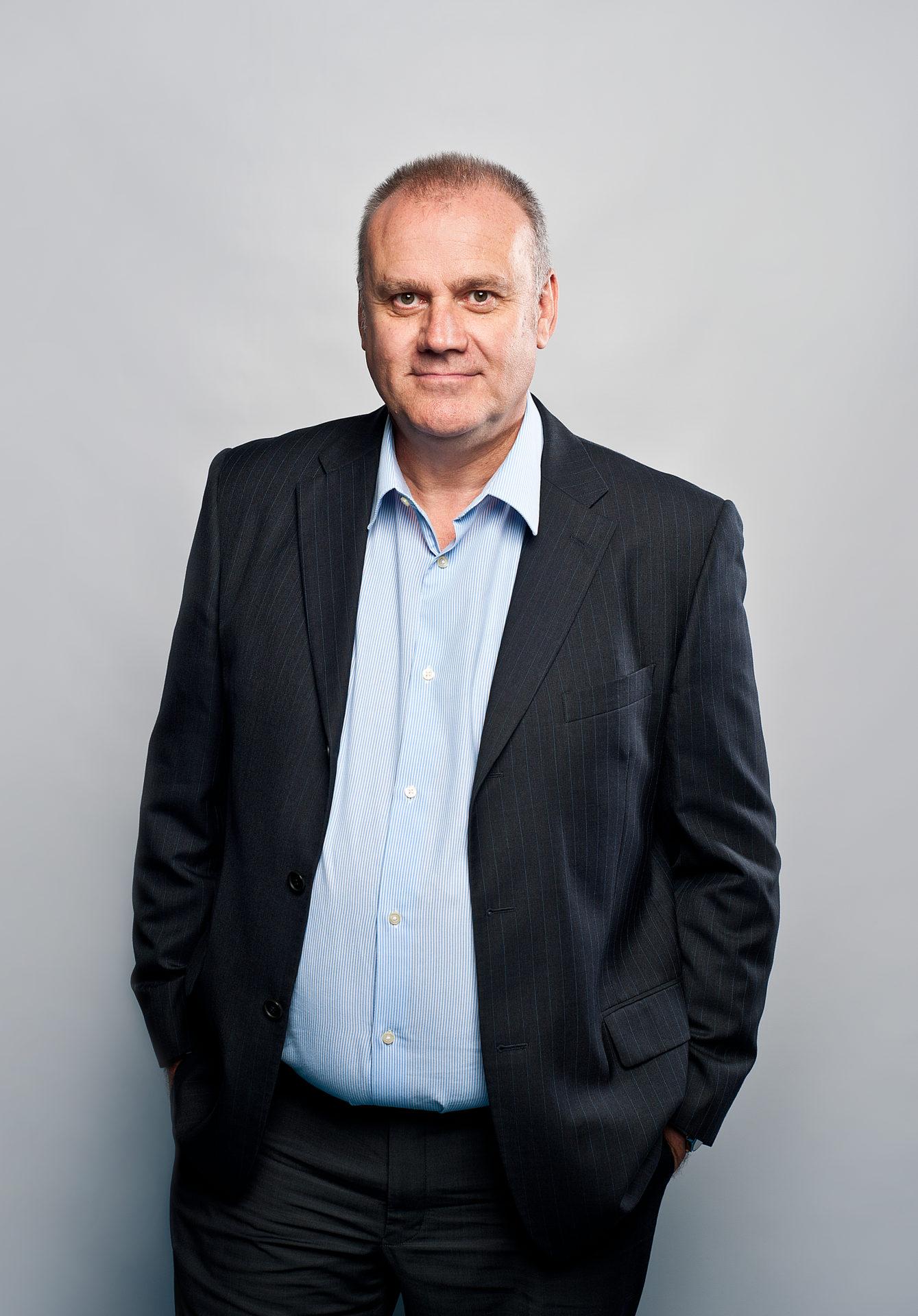 Geoff Cowper